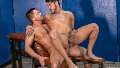Photo of DominicPacifico – The Passion of the Piss – Dominic Pacifico e Gito Tower