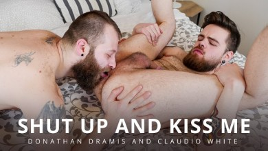 Photo of Shut Up and Kiss Me –  Donathan Dramis and Claudio White