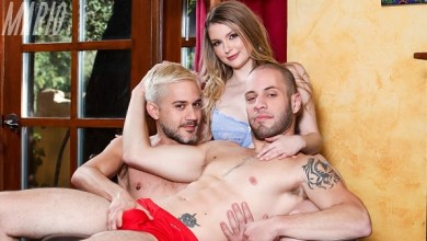 Photo of Bi For Now – Bunny Colby, Wolf Hudson, Sherman Maus