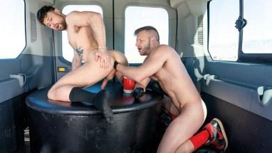 Photo of Fist Bus 2 – Scene 2 – Brian Bonds & Drew Dixon