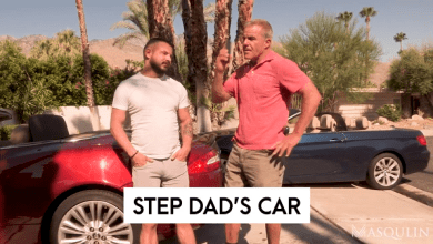 Photo of Masqulin – Stepdad's Car – Dale Savage & Sean Harding