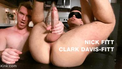 Photo of KinkyBitesMen – Nick Fitt and Clark Davis-Fitt: Kinky Massage