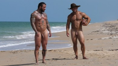 Photo of TheGuySite – Rebel and Danny – Beach Bonus