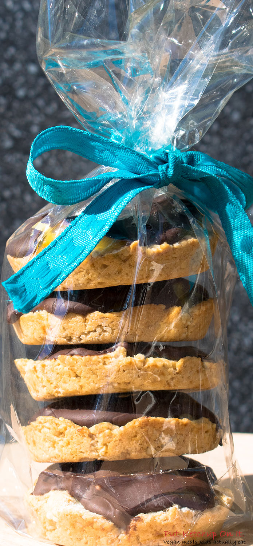 jaffa cake cookies