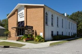 photo of Calvary Baptist Church