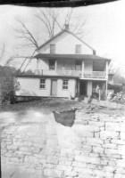 Jane's house in Lackawaxen, Pennyslvania