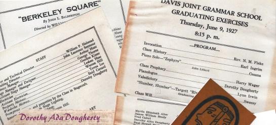 Dorothy Ada Dougherty clippings