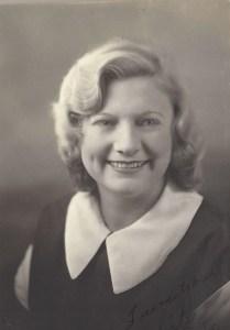 Gertrude Eunice Putnam