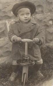 Thomas A. Bush Jr. about 1925