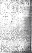 1862 San Joaquin County Recorded Deed D. Howard & Jos. Putnam