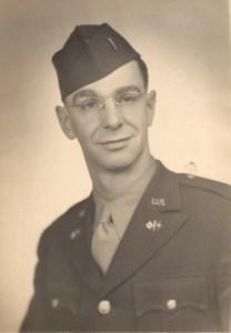 Walter Dougherty Dec. 1943