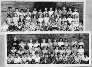 Carrie Barnett School Mrs. Putnam 4th Grade October 21 , 1952