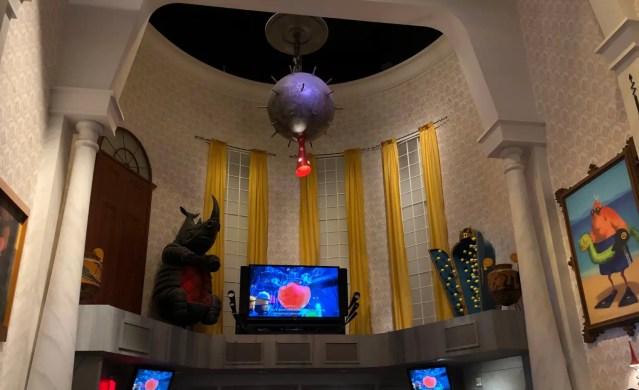 Universal Studios Florida Attractions Minions