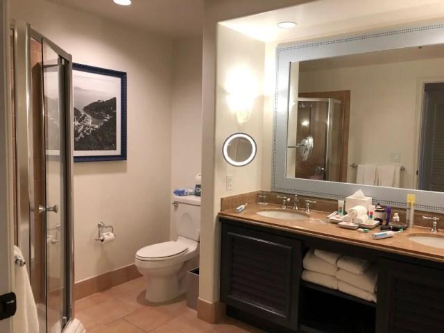 Loews Portofino Bay Hotel Bathroom