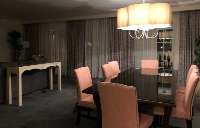 Loews Portofino Bay Hotel Living Room