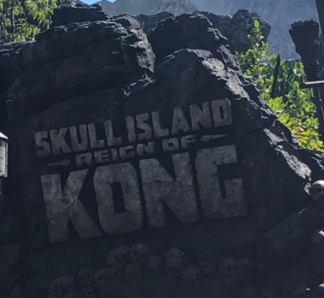 Universal Islands of Adventure Attractions Reign of Kong