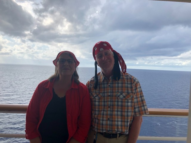 Disney Cruises with Extended Family Grandparents