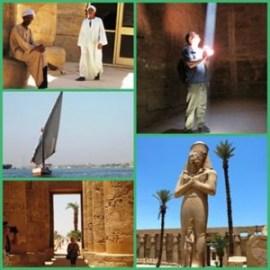 Luxor i rijeka Nil