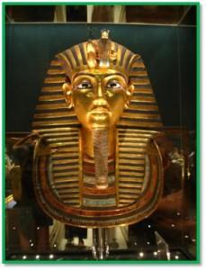 Zlatna maska faraona