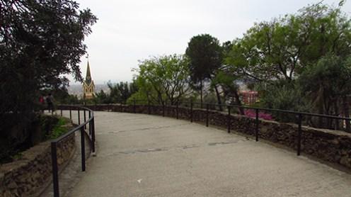 TRAIL PARK GÜELL (66)