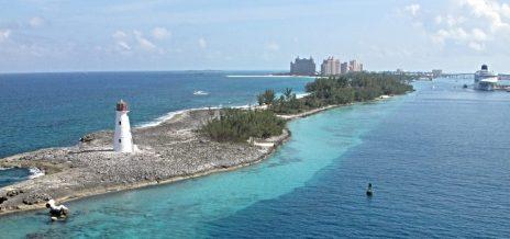 Ulaz u Nassau s morske strane