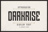 Last preview image of DARKRISE