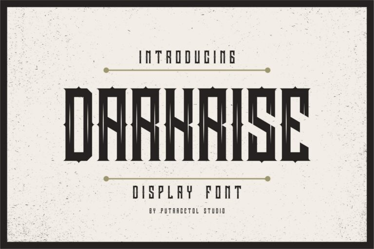 Preview image of DARKRISE