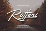 Last preview image of Rotters