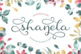 Last preview image of Shanela