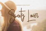 Last preview image of Sweety Lover