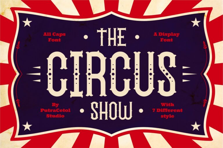 Preview image of The Circus Show