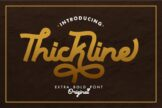 Last preview image of Thickline