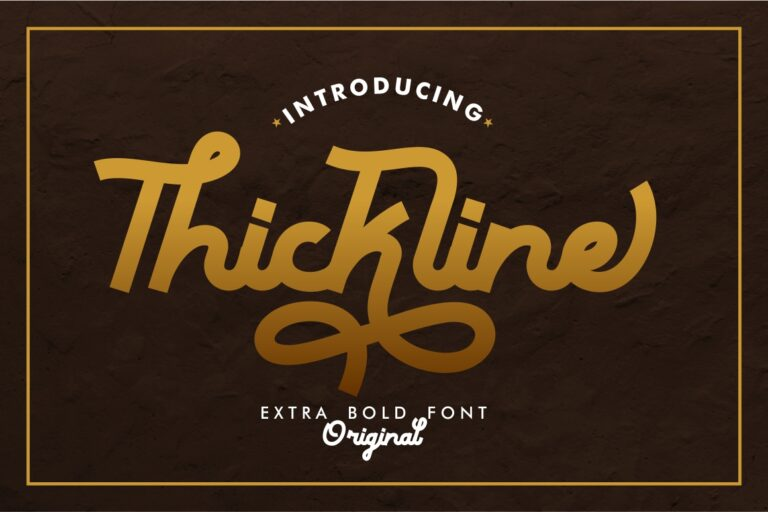 Preview image of Thickline