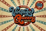 Last preview image of Vintage Queens