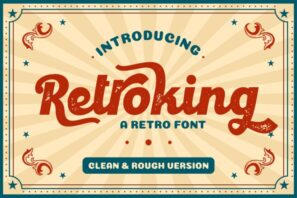 Retroking