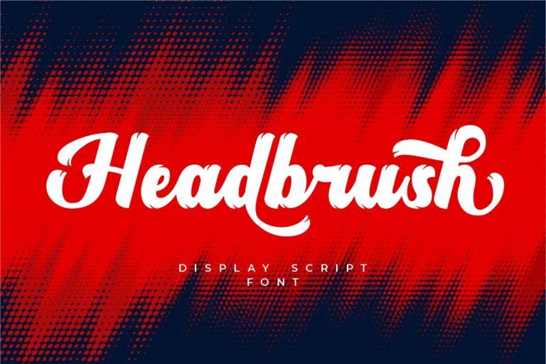 Headbrush