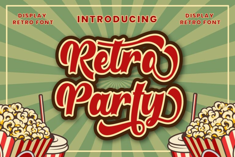 Preview image of Retro Party