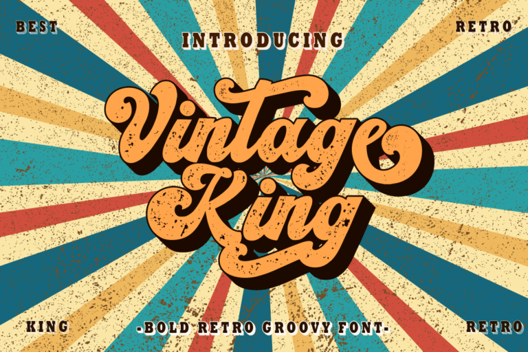Preview image of Vintage King