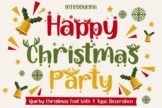Last preview image of Happy Christmas Party
