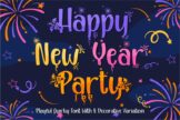Last preview image of Happy New Year Party