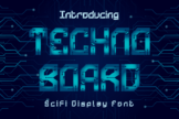 Last preview image of Technoboard