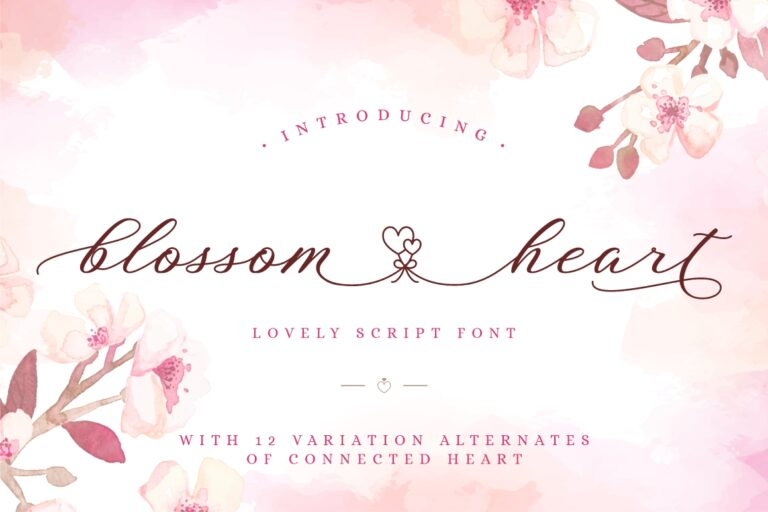 Preview image of Blossom Heart