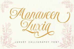 Monaveen Luxia