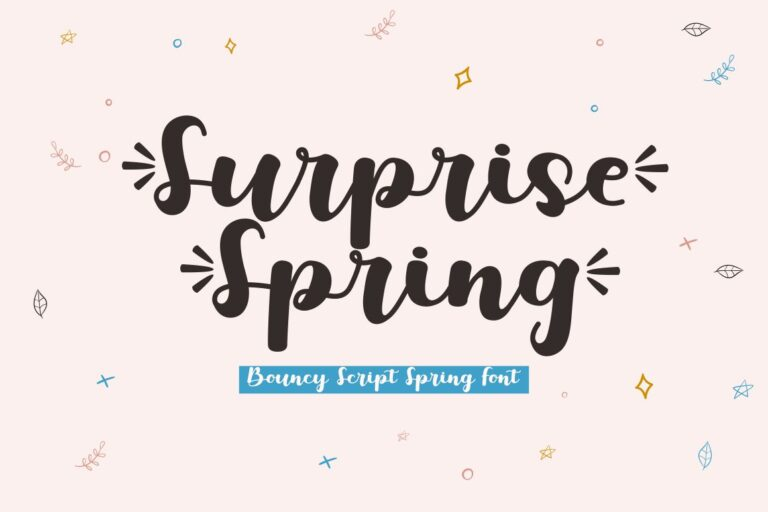 Preview image of Surprise Spring