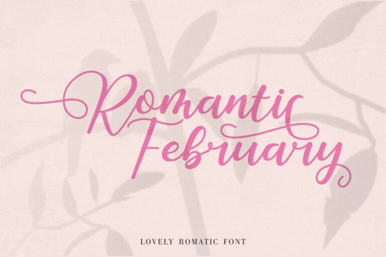 Preview image of Romantic February