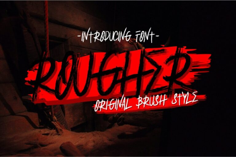 Preview image of ROUGHER Freebies Version