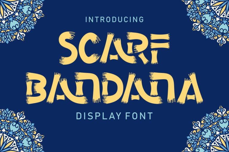 Preview image of Scarf Bandana