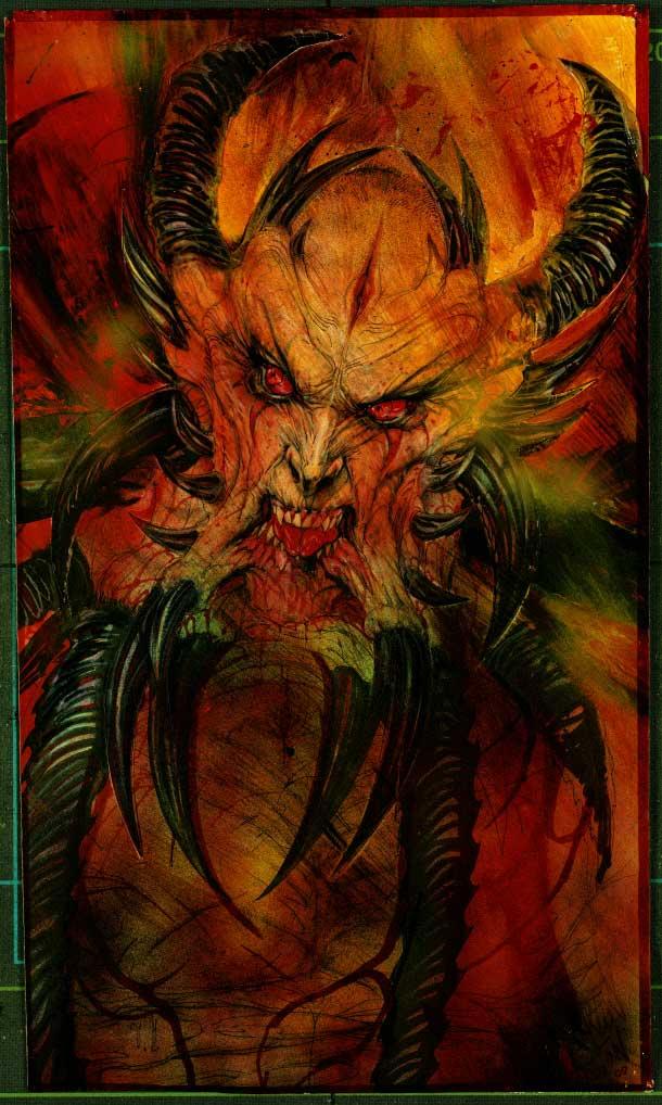 Perbedaan Iblis Dan Setan : perbedaan, iblis, setan, Perbedaan, Iblis, Setan, Islam, World
