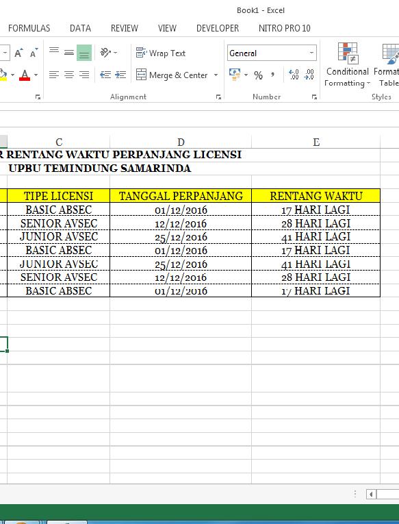 Menghitung Waktu Di Excel : menghitung, waktu, excel, Menghitung, Rentang, Waktu, Dengan, Rumus, Excel, HANYA, INGIN, BERBAGI