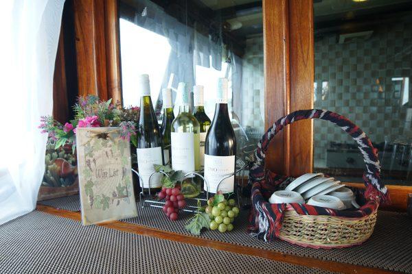 Wine Set Up